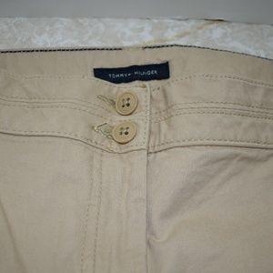 New Tommy Hilfiger Khaki Skirt 18 NWT